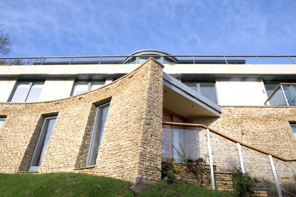 Contemporary Eco House, Bath