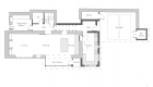 Image illustrating ground floor plan of residential substantial extension scheme