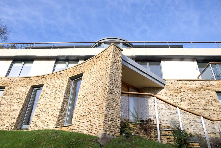 Contemporary Eco House, Bath
