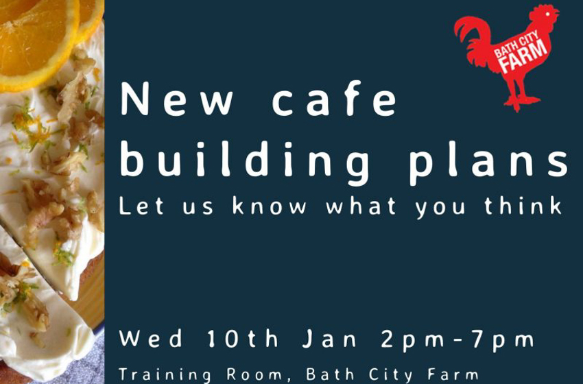 Public Consultation: Bath City Farm New Cafe.