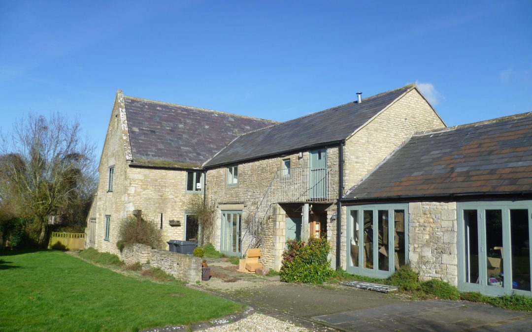Planning & Listed Building; Consent for the conversion of Woodcock Farm