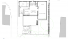 Image illustrating Ground Floor Plan of new sustainable house