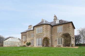 Image of the Country House grade 2 listed building exterior