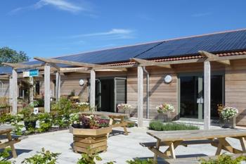 Image of Fairfield farm college exterior