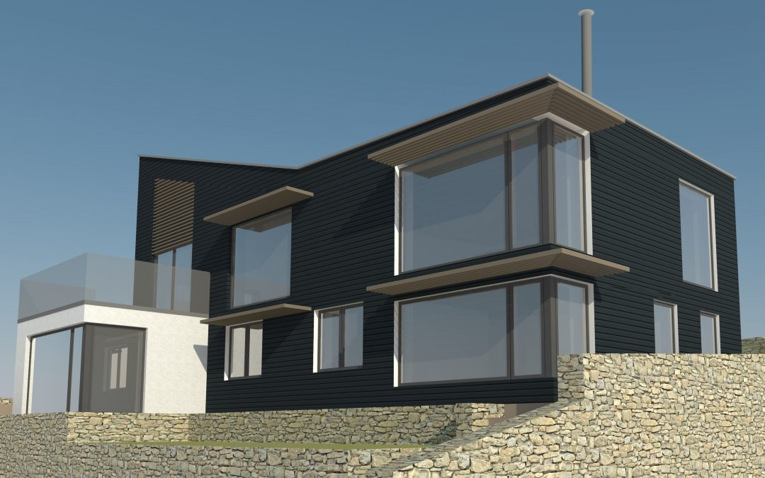A Self-Build Passivhaus dwelling in Wiltshire's Green Belt and AONB