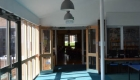 internal view of corridor extension to st peters primary school chippenham