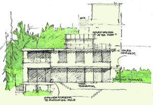 Image of a sketch design