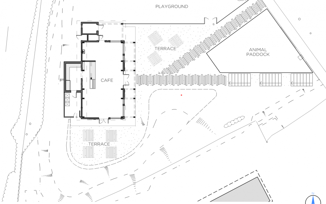 Planning Submitted: Bath City Farm New Cafe.